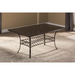Buy Hillsdale Brescello 66x42 Rectangular Dining Table on sale online