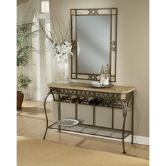 Buy Hillsdale Brookside Fossil Mirror on sale online