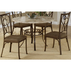 Buy Hillsdale Brookside Oval Fossil Back Dining Side Chair (Set of 2) on sale online