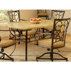 Buy Hillsdale Brookside Rectangle 66x42 Dining Table on sale online