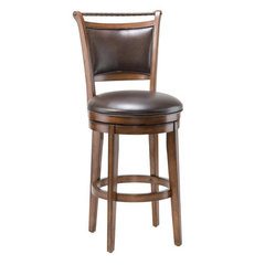 Buy Hillsdale Calais Swivel 26 Inch Counter Height Stool on sale online