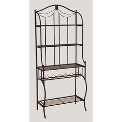Buy Hillsdale Camelot Bakers Rack on sale online