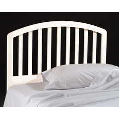 Buy Hillsdale Carolina Panel Headboard in White on sale online