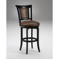 Buy Hillsdale Cecily Swivel 26.5 Inch Counter Height Stool on sale online