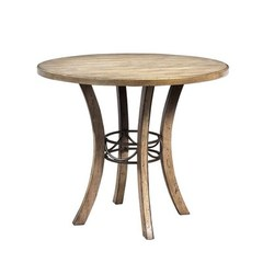 Buy Hillsdale Charleston 42x42 Wood Counter Height Table on sale online