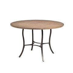 Buy Hillsdale Charleston 48x48 Wood Dining Table w/ Metal Ring on sale online