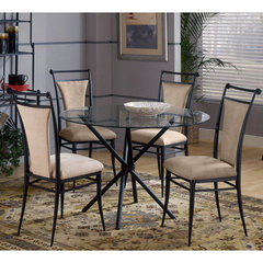 Buy Hillsdale Cierra 5 Piece Dining Room Set in Fawn on sale online