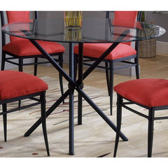 Buy Hillsdale Cierra Mix N Match Stick 44x44 Round Dining Table on sale online
