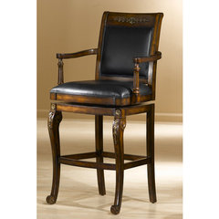 Buy Hillsdale Douglas Wood 30 Inch Barstool on sale online