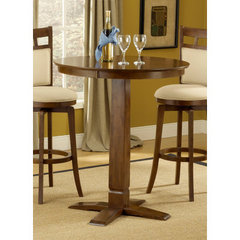 Buy Hillsdale Dynamic Designs 36x36 Pub Table in Brown Cherry on sale online