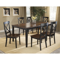 Buy Hillsdale Englewood 7 Piece Dining Set on sale online