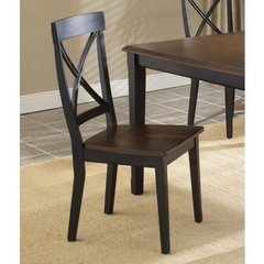 Buy Hillsdale Englewood X-Back Side Chair (Set of 2) on sale online