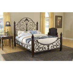 Buy Hillsdale Gastone Poster Bed on sale online