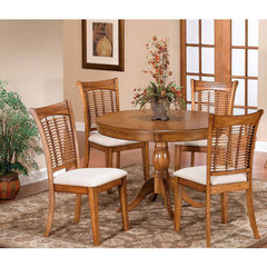 Buy Hillsdale Glenmary/Bayberry 5 Piece Round 44x44 Dining Room Set on sale online
