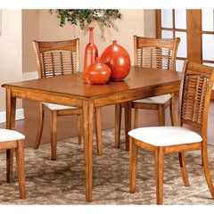 Buy Hillsdale Glenmary/Bayberry Rectangle 60x36 Dining Table in Oak on sale online