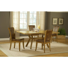 Buy Hillsdale Grand Bay 5 Piece Rectangle Dining Room Set on sale online