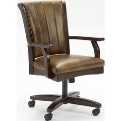 Buy Hillsdale Grand Bay Caster Dining Chair in Cherry on sale online
