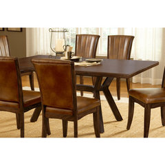 Buy Hillsdale Grand Bay Rectangle 60x40 Dining Table in Cherry on sale online
