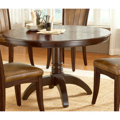 Buy Hillsdale Grand Bay Round 48x48 Dining Table in Cherry on sale online