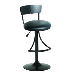 Buy Hillsdale Halley Adjustable 24-30 Inch Barstool on sale online