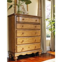 Buy Hillsdale Hampton Chest in Weathered Pine on sale online