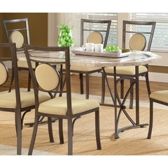 Buy Hillsdale Harbour Point 60x42 Octagon Dining Table on sale online