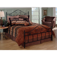 Buy Hillsdale Harrison Panel Bed on sale online