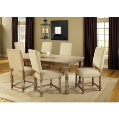 Buy Hillsdale Hartland 7 Piece Dining Set w/ Side Chairs on sale online