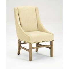 Buy Hillsdale Hartland Arm Dining Chair in Light Washed Oak on sale online