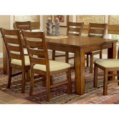 Buy Hillsdale Hemstead 60x42 Dining Table w/ Take-Out Leaf on sale online