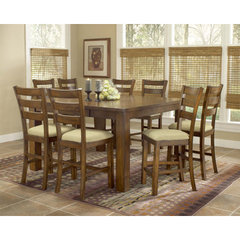 Buy Hillsdale Hemstead 9 Piece 60x40 Counter Height Set on sale online