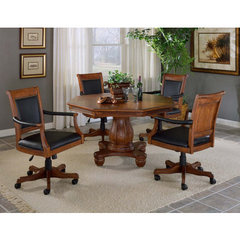 Buy Hillsdale Kingston 5 Piece Game Table Set on sale online