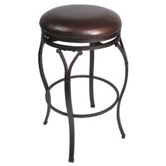 Buy Hillsdale Lakeview Backless Bar Barstool on sale online