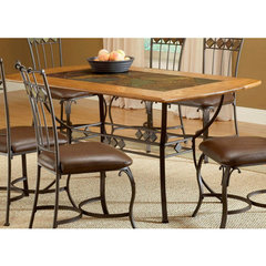 Buy Hillsdale Lakeview Rectangle 60x36 Dining Table on sale online