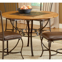Buy Hillsdale Lakeview 45x45 Round Dining Table on sale online