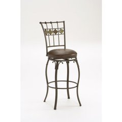 Buy Hillsdale Lakeview Swivel 30 Inch Barstool on sale online