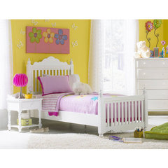 Buy Hillsdale Lauren Youth 2 Piece Poster Bedroom Set on sale online