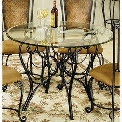 Buy Hillsdale Milan 44x44 Round Dining Table on sale online