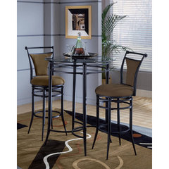 Buy Hillsdale Mix-N-Match 3 Piece Pub Table Set w/ Cierra Stools in Bear on sale online