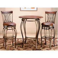 Buy Hillsdale Montello 3 Piece Pub Table Set on sale online
