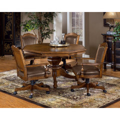 Buy Hillsdale Nassau 5 Piece Game Table Set on sale online