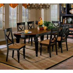 Buy Hillsdale Northern Heights 7 Piece 64x42 Dining Room Set on sale online