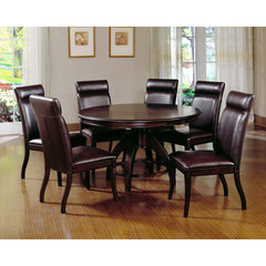 Buy Hillsdale Nottingham 7 Piece Dining Room Set on sale online