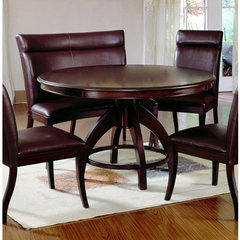 Buy Hillsdale Nottingham Pedestal 54x54 Round Dining Table on sale online