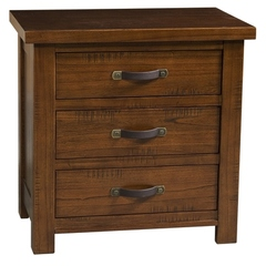 Buy Hillsdale Outback Nightstand in Distressed Chestnut on sale online
