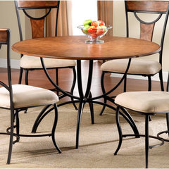Buy Hillsdale Pacifico 48x48 Round Dining Table on sale online