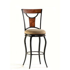 Buy Hillsdale Pacifico Swivel 26 Inch Counter Height Stool on sale online
