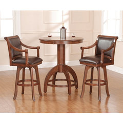 Buy Hillsdale Palm Springs 3 Piece 36x36 Pub Table Set on sale online