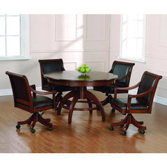 Buy Hillsdale Palm Springs 5 Piece 52x52 Game Table Set on sale online