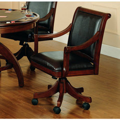 Buy Hillsdale Palm Springs Caster Game Chair on sale online